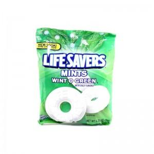 LIFESAVERS wintergreen