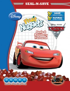 CARS-Fruit Nuggets