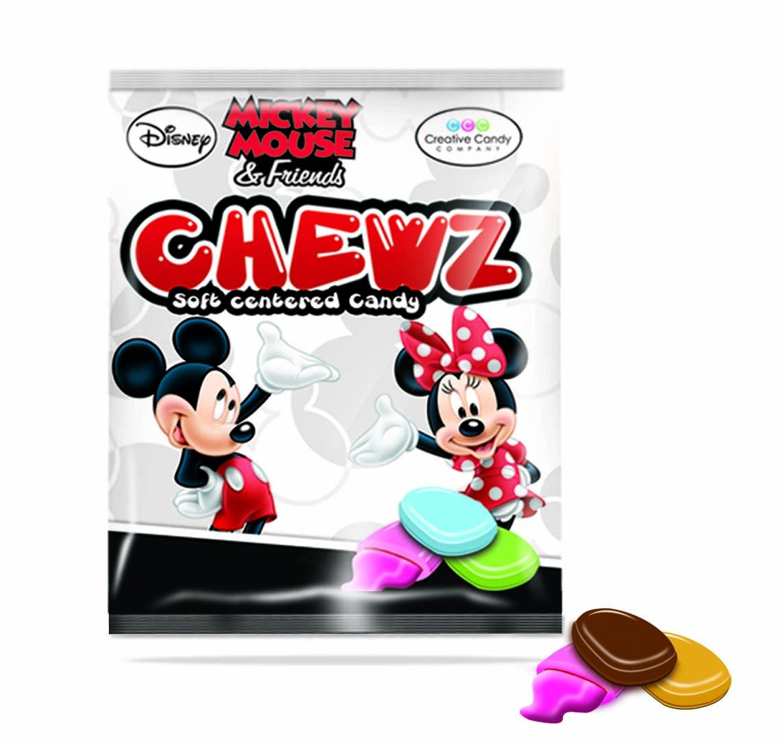 CHEWZ Mickey & Minnie